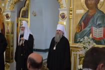 Визит Патриарха Московский и всея Руси в Тобольск