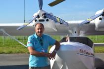 Карпов Сергей «..мы не могли пропустить авиашоу от ЮТэйр  в Плеханово»