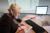 Профессиональное обучение незанятых пенсионеров