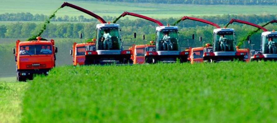 Импортозамещение в сельхозмашиностроении
