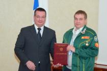 Павел Семенов принял участие в круглом столе для представителей российских студенческих отрядов