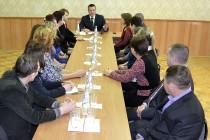 Замминистра Павел Семенов провел совещание в Управлении «Чувашмелиоводхоз»