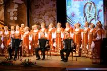 В Тюменском районе состоялась «Битва хоров»
