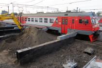 Автокраны «Ивановец» восстанавливают движение поездов