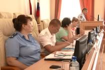 Состоялось очередное заседание антинаркотической комиссии
