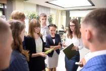 Руководство администрации района встретилось с выпускниками-медалистами Столичного