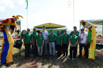 День агрохимического поля