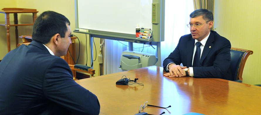 Владимир Якушев: содействие занятости населения — приоритет в работе каждого главы муниципалитета