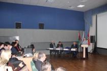 Сход граждан в Червишево: разговор по делу