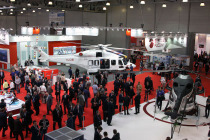 Через 50 дней в Москве откроется Международная выставка HeliRussia 2016