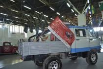 Член общественного Совета посетил выставку «Автомир. Коммерческий транспорт»