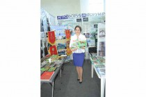 На выставках в Тюмени привлек внимание проект Департамента труда и занятости населения Тюменской области