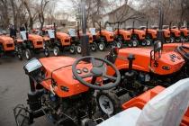 Государство поддержит производство мини-тракторов субсидиями