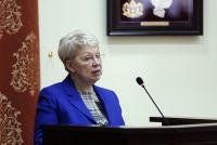 Министр Ольга Васильева: сплав традиций и инноваций основа успехов в Тюменском образовании