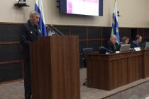 Николай Яринов выступил на Конференции по теме «Практическая деятельность в сфере карантинного фитосанитарного контроля»