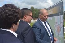 Губернатор ознакомился с ходом модернизации старейшего предприятия рыбного хозяйства Тюменской области