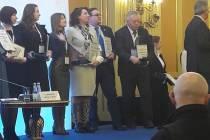 Награждение победителей конкурса «Национальная система квалификаций в отражении российских СМИ – 2017»