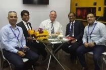 «ЧЕТРА-Комплектующие и запасные части» укрепляет сотрудничество на рынке Индии