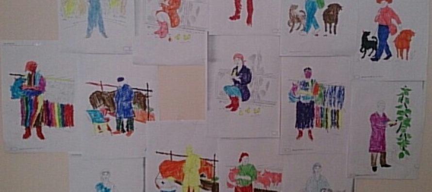 Общественный совет при Департаменте труда и занятости населения Тюменской области проводит  конкурсы детского рисунка