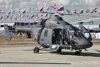 АО «Русские Вертолетные Системы» получили очередной вертолет «Ансат»