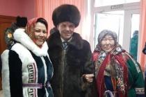Областной депутат Николай Бабин посетил Пуровский район