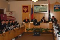 В рамках IX Юридической недели представители Росреестра по Тюменской области приняли участие в работе круглого стола по вопросам банкротств