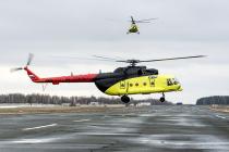 «ЮТэйр» увеличивает парк вертолетов Ми-17