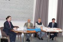В Тюмени состоялся межрегиональный круглый стол по обмену лучшими практиками работы общественных советов в сферах занятости населения, охраны  труда и трудовой миграции