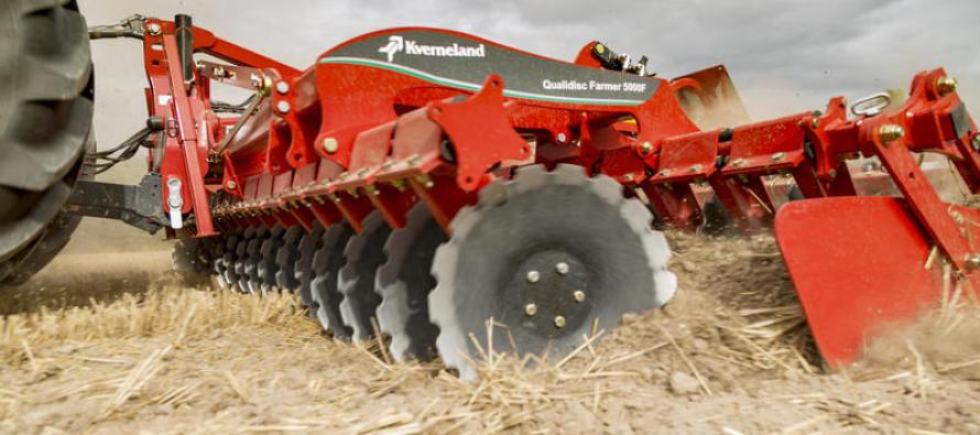 Qualidisc: универсальный подход к обработке почвы от Kverneland