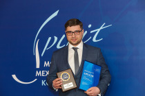 Спирт от «Аминосиба» взял золото международного конкурса