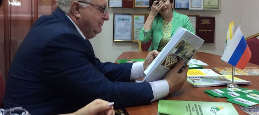 Общественный совет при департаменте труда и занятости населения Тюменской области познакомился с  деятельностью НКО