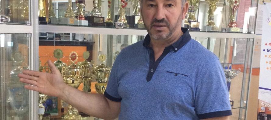 Наставник в спорте  Гири: Сергей Толстов о наставничестве в спорте