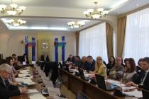 В Управлении Росреестра по Тюменской области подвели итоги в учетно-регистрационной сфере за январь-апрель 2018 года и обсудили планы на будущее