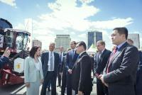 Выставка «Российско-Монгольская инициатива – 2018» открылась в Улан-Баторе
