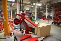 Липецкий завод Kverneland Group развивает экспортный потенциал