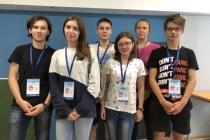 Тюменские школьники завоевали золото и бронзу на Южном турнире