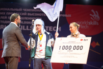 Сварщик из Росатома выиграл 1 миллион рублей на WorldSkills Hi-Tech 2018