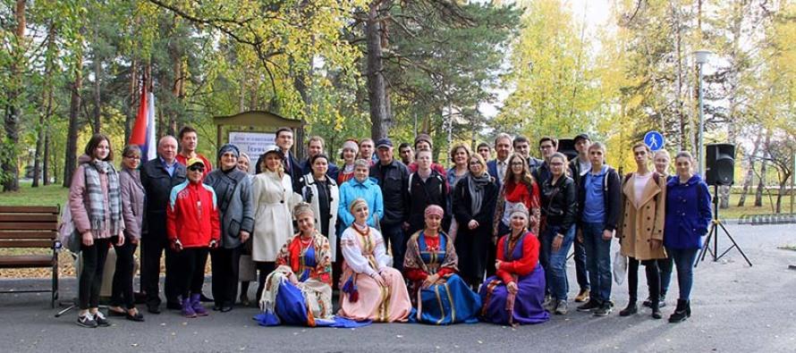 Культурное наследие Гилёвской рощи сохранят для будущих поколений