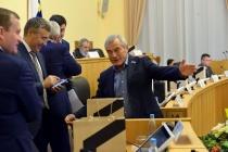 Депутаты Тюменской областной Думы приняли участие в работе III Сибирских правовых чтений