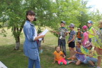 Органами службы занятости населения Тюменской области продолжается работа по обеспечению занятости несовершеннолетних граждан