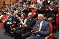 Депутат областной Думы Николай Бабин принял участие в работе международного форума средств массовой информации «Arctic Media World», прошедшем накануне в Салехарде.