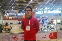 Глеб Долгов из Томского университета планирует найти достойную работу в родном городе
