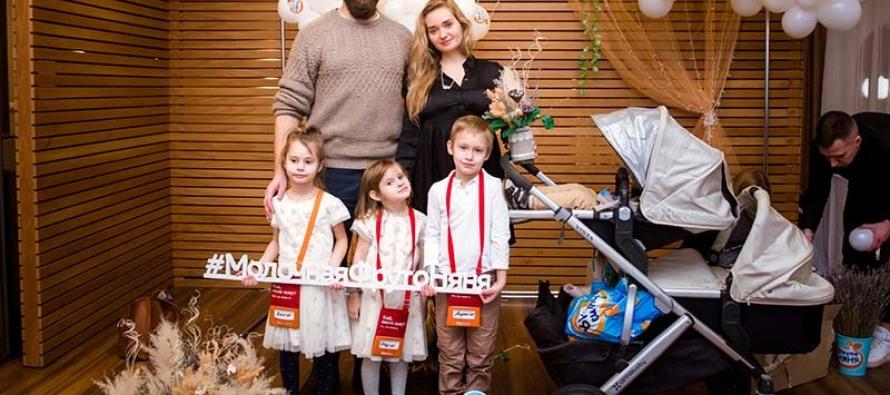 В Москве открылся детский молочный завод «ФрутоНяня»