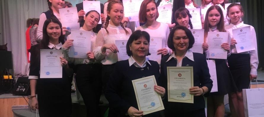 Тюменские школьники привезли 15 олимпийских наград