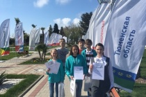 Тюменская шестиклассница обошла семиклассников на всероссийской олимпиаде