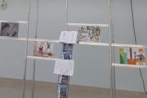 Замминистра Григорий Лекарев открыл выставку детского рисунка по проблеме безопасности труда на ВНОТ-2019