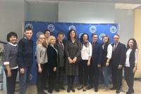 Тюменские студенты приняли участие в презентации  Всемирного доклада ЮНЕСКО по мониторингу образования