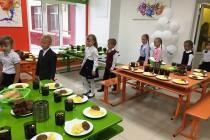 Школьный завтрак на электронном учете