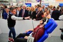 Заместитель председателя Правительства России побывала на финале VII Национального чемпионата WorldSkills Russia в Казани