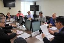 Общественный совет при Департаменте труда и занятости населения Тюменской области обсуждает реализацию проектов СО НКО